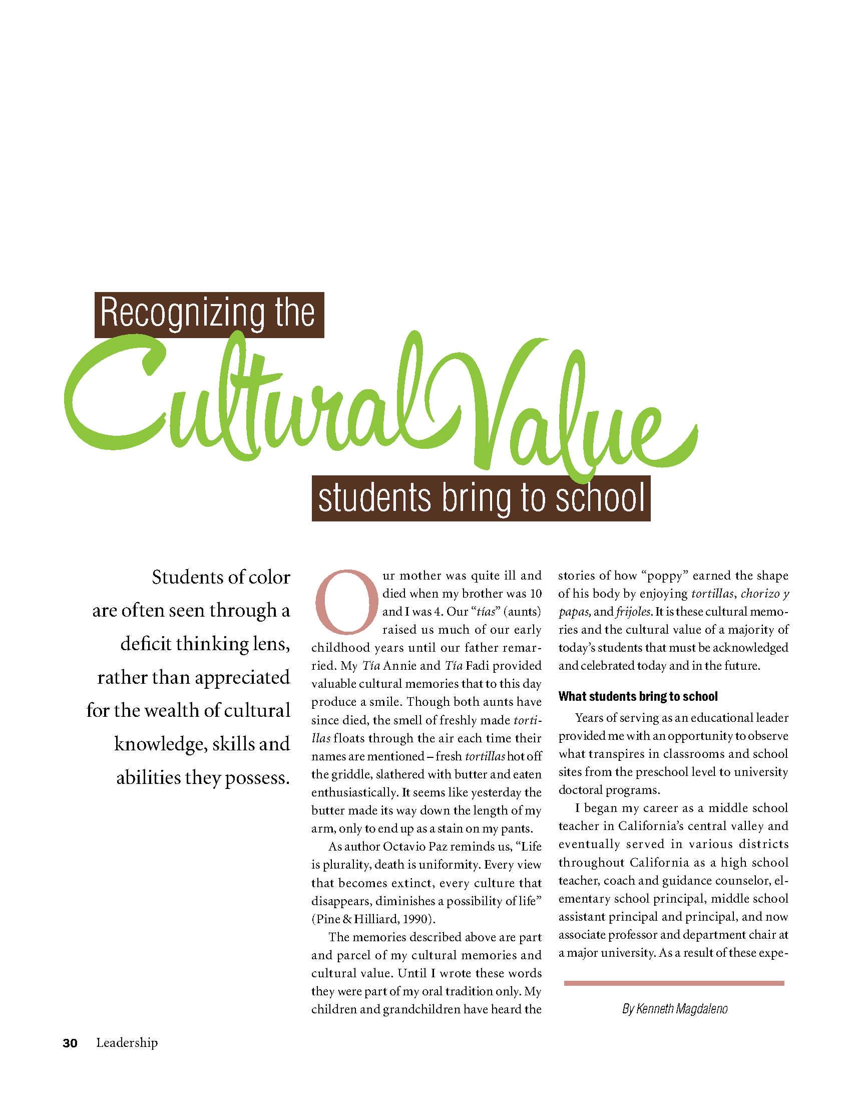ACSA Cultural Value article_1